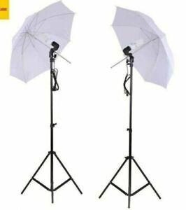 Kit set da studio fotografico Luci con lampada soft box Andoer D3897EU