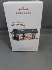 Hallmark 2018 Chris Kringle Kitchen - Christmas In Evergreen