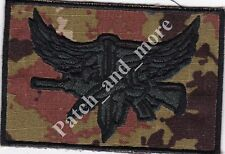 [Patch] UNITED STATES NAVY SEALS veget special force cm 9x6 toppa ricamo -1155