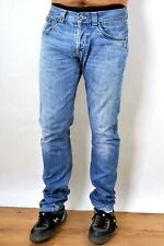 DONDUP Vtg 90s Made in ITALY faded Distressed Wash Mens Jeans Straight W32 L34