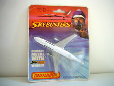 Matchbox Skybusters: Swissair DC10, mint in original packaging 1976 made England