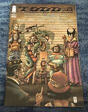 Todd The Ugliest Kid On Earth #1 Image Comics (second printing)