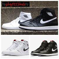 Size 17 Nike Air Jordan Retro 1 High Ying Yang 2 PACK Black/White 555088 011 102