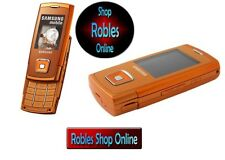 Samsung SGH e900 orange (Sans Simlock) Téléphone Portable Original 3 Volume bluettoth 2mp bien