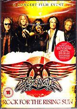 AEROSMITH rock for the rising sun DVD NEU OVP/Sealed