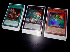 Yugioh Complete Noble Knight Deck + Ultra Pro Sleeves! Tournament Ready! Holos!!