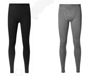 Brand New Ex M&S M&S Mens Heatgen Thermal Long Johns Sizes S-M-L-XL-XXL
