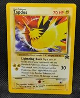 POKÉMON~ZAPDOS~23~PROMO~BLACK STAR~NEAR MINT~ENGLISH