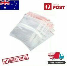 Small Large Sizes Zip Lock Plastic Bags  Resealable Ziplock New  WHOLESALE BULK