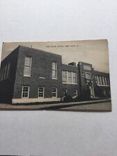 Deep water New Jersey School Post Card Vintage South Jersey Deepwater