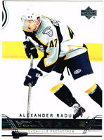 2006 Alexander Radulov Upper Deck Young Guns Rookie #476