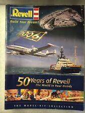 "Catalogue REVELL 2006 ""50 ans de Revell"""
