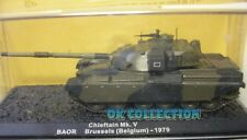 1:72 Carro/Panzer/Tanks/Military CHIEFTAIN MK. V - Belgium 1979 (35)