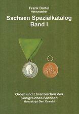 2620: Sachsen Spezialkatalog Band I, Gert Oswald