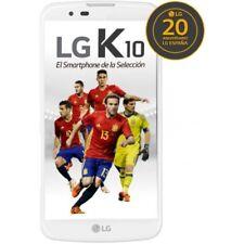 Telefono movil LG K10 dual azul