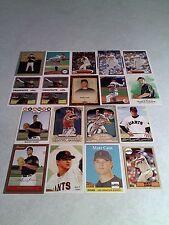 *****Matt Cain*****  Lot of 125 cards.....48 DIFFERENT