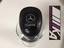 10* Mercedes W210 W202 C E Klasse Schaltknauf Gummi schwarz CLASSIC