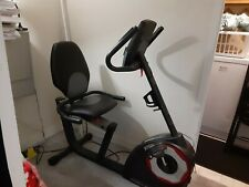 New listing Pro Form recumbent exercise bicycle
