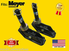 NEW Meyer 09126 replacment snow plow shoes. PAIR 1303005 replaces OEM plow shoe