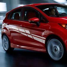 Ford Fiesta mk7 2008-2017 racing side stripe decal graphics