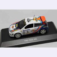 1:43 Car Model 80012 FORD FOCUS WRC - MARTINI