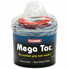 TOURNA Mega Tac Overgrip 30 Pack Blue