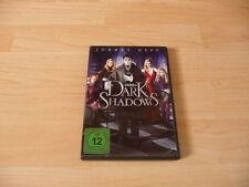 DVD Dark Shadows - 2012 - Johnny Depp - Tim Burton