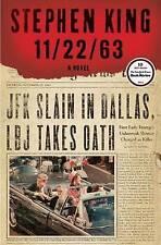 11/22/63 by Stephen King (Hardback)