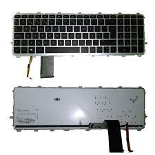 HP Envy TouchSmart serie 720244-031 Reino Unido 15-J100 15-J Teclado Iluminado V140626A