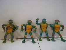 """Teenage Mutant Ninja Turtle Action Figures Raphael Leo Donny Mikey  6"""" tall 2012"""