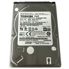 "Toshiba 1TB 2.5"" SATA III 5400RPM Internal SSHD Laptop / Notebook MQ02ABD100H"