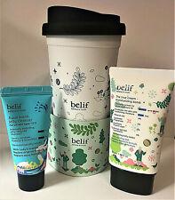 Avon Belif Essentia True Cream Moisture Bomb and Aqua Bomb Cleaner set free Mug