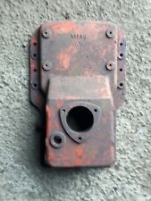 NUFFIELD TRACTOR ORIGINAL HYDRAULIC LIFT BLANKING PLATE.