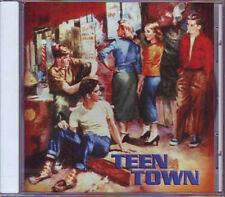 V.A. - TEEN TOWN - Buffalo Bop 55071 50s Rock CD