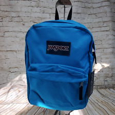 Jansport Superbreak backpack 25 L new w/tags Blue Unisex