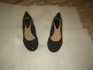 Ladies shoes ' Rocha John Rocha' – black – size 8