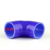 Elbow 90 Degree 90mm 60mm Silicone Pipe Hose Coupler Intercooler Turbo Intake T0