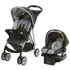 Graco LiteRider LX Travel System w/ Snugride 30 Infant Carseat