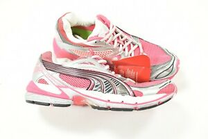 Puma Mens Complete Vectana 2 18472206 Pink Running Shoes Lace Up Size 9.5