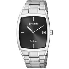 Citizen 2tone Stainless Steel Wristwatch Eco-Drive AU1070-82E Date RRP $475