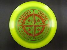 Innova First Run Protostar Champion Dominator Yellow w/ Red Stamp 171g -New