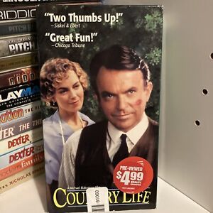 Country Life (VHS, 1996)
