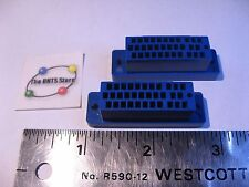Connector Shell 33 Position Female - NOS Qty 2