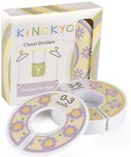 Kinokyo Baby Closet Dividers - Set of 7 Bn29
