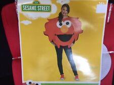 Men's or Women's (14+) Sesame Street ELMO Costume Sz: One Size Fits Most NEW