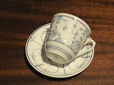 Villeroy Boch open lace demitasse cup and saucer