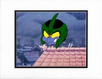 Samurai Pizza Cats Bad Bird Production Animation cel Saban 1990s 2