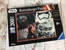 Ravensburger Star Wars The Force Awakens XXL 200 Piece Jigsaw Puzzle