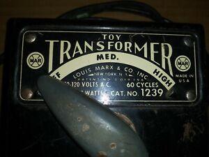 Toy Train Transformer