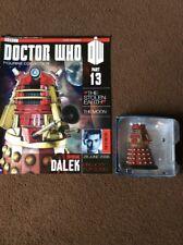 Dr Who Eaglemoss figurine - Supreme Dalek Model And Magazine
